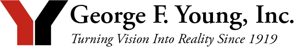 George F. Young, Inc. Mobile Retina Logo
