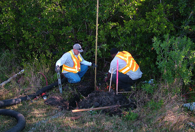 Subsurface Utility Engineering (SUE) - George F  Young, Inc
